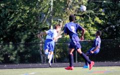 JV Soccer vs. Mcluer