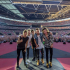 One Direction on the Where We Are Tour (taken from the official One Direction Twitter)