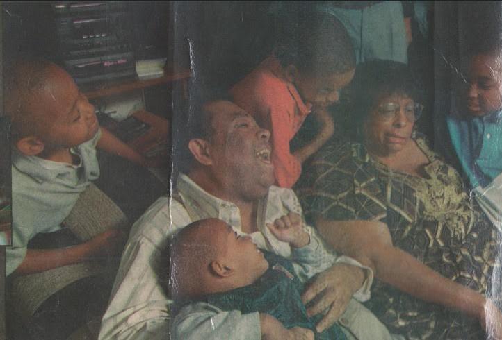 The+Liddell+Family.