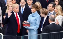 Trump's Huge Inauguration
