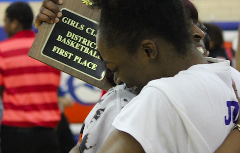 Lady Hounds Clench First Districts Championship in 29 Years