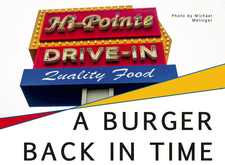 A Burger Back in Time