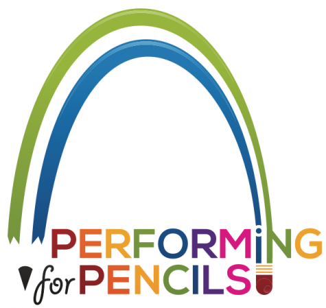 Performing for Pencils