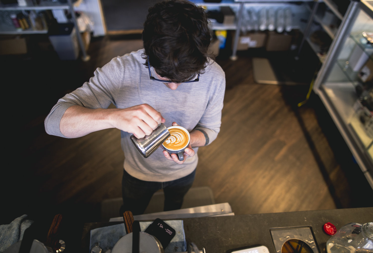 Photo from Coma Coffee