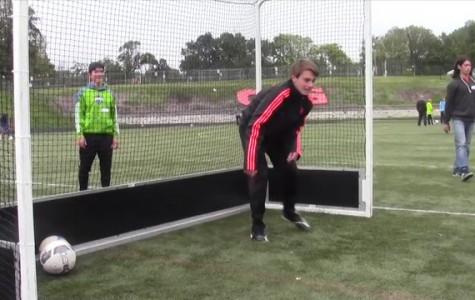 Volunteen Soccer Clinic