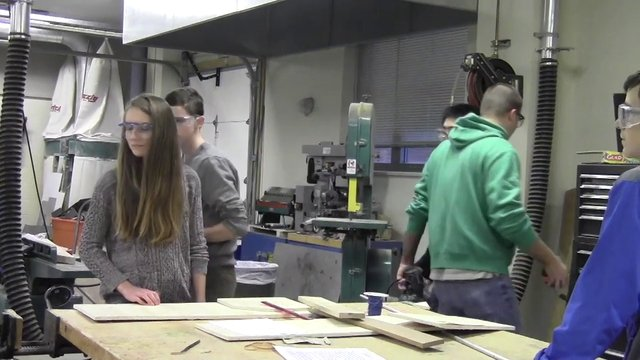 WATCH: CHS Robotics Team