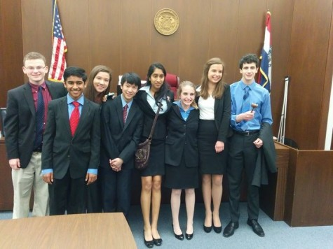 Photo of the Day: Mock Trial State
