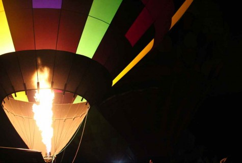 Featured Photo: Forest Park Balloon Glow