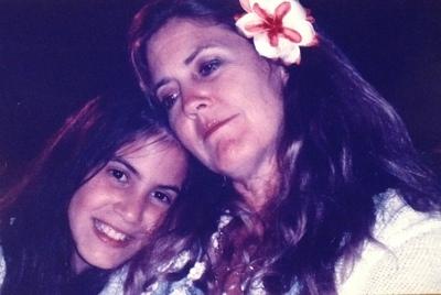 Olivia and her mother, Ilene. (photo from Olivia Joseph)