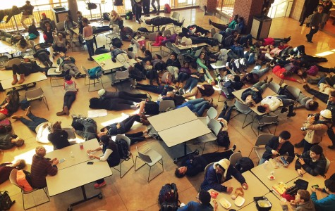 CHS Students Join a Movement, Walk-out for Change