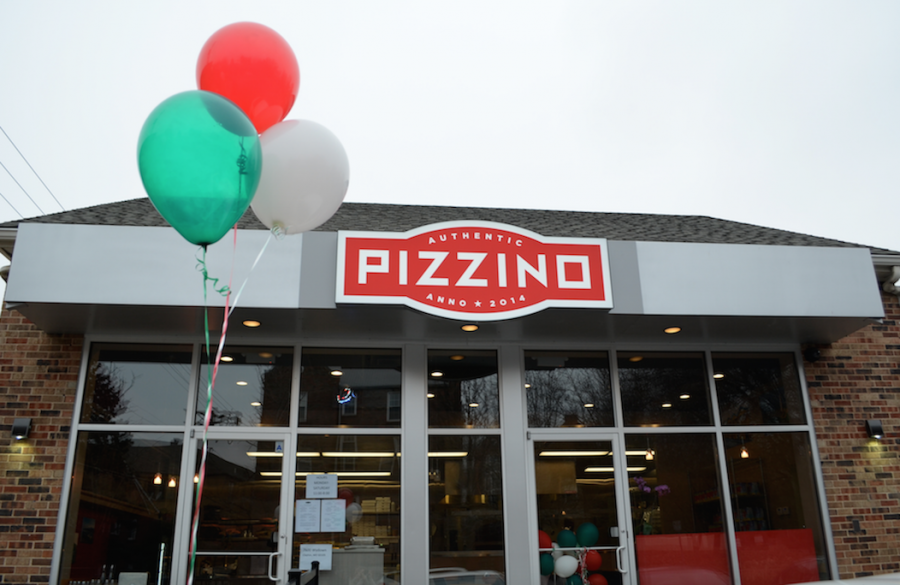 Pizzino is located at 7600 Wydown Blvd. and open Mon-Sat 11am-8pm.