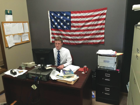 Clayton at Work: Henry Brown