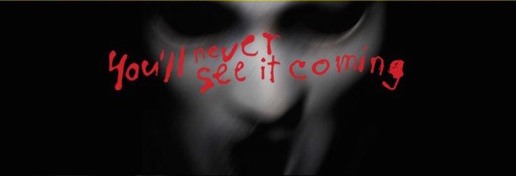 The newest MTV hit series, Scream.