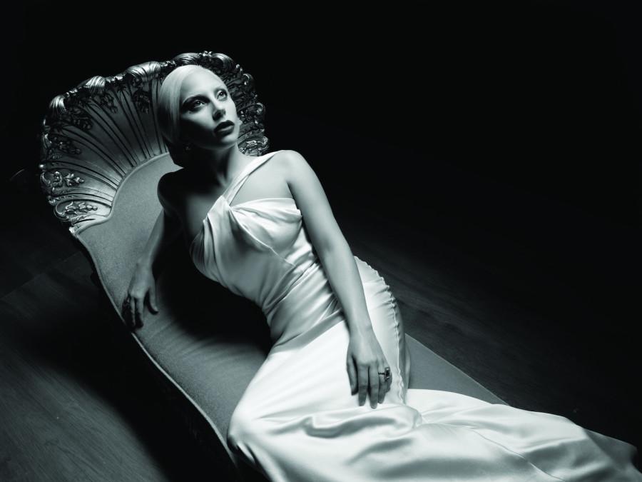 Lady Gaga as the Countess in American Horror Story: Hotel. (Frank Ockenfels/FX/TNS)