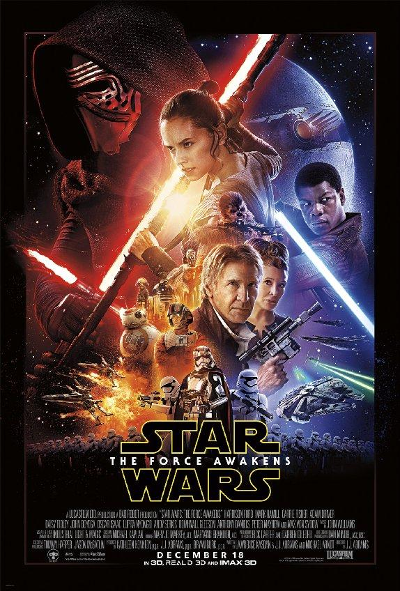 Official Movie Poster (Lucasfilm)