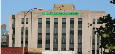 The St. Patrick Center serves as a resource for homeless St. Louisans.