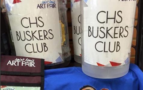 Clayton High School Buskers Club