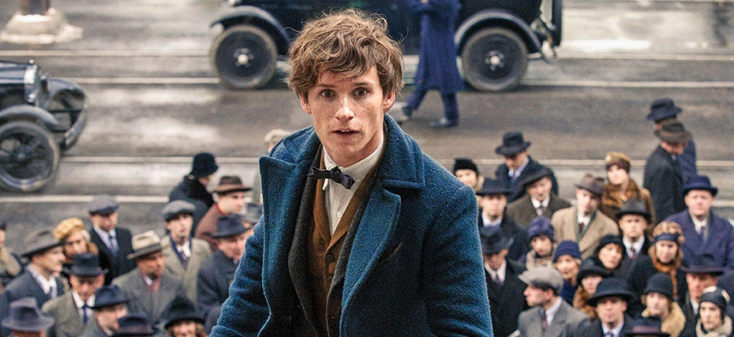 Newt Scamander (Eddie Redmayne). (Photo from MCT Campus)