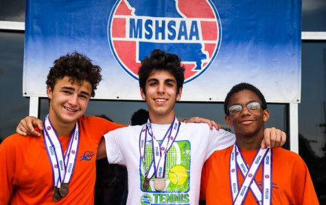 Featured Photos: Boys' Tennis Run at State