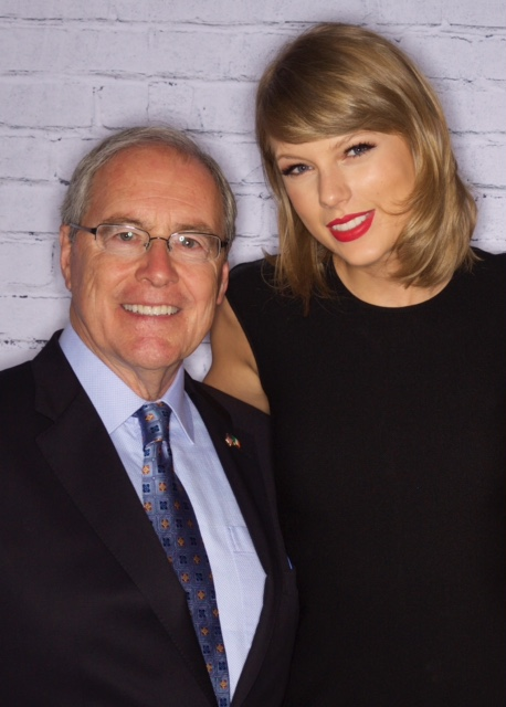 O%27Malley+with+Taylor+Swift
