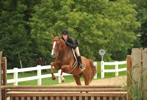 Equestrian Ellayna