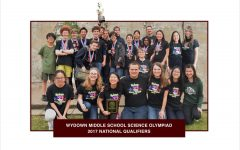WMS Science Olympiad Victory