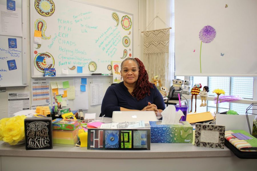 Dr. Sheila Powell Walker joins the Clayton School District as the new School Social Worker