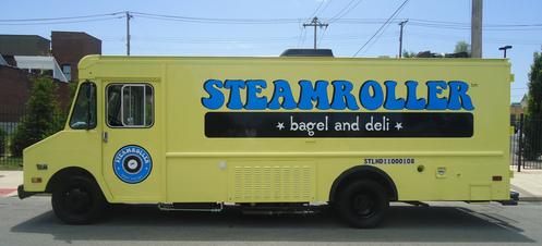 Steamroller Bagel and Deli