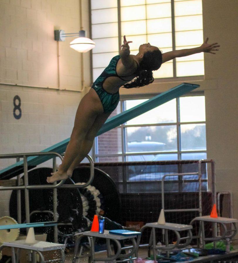 Featured Photo: CHS Girl's Swim Team