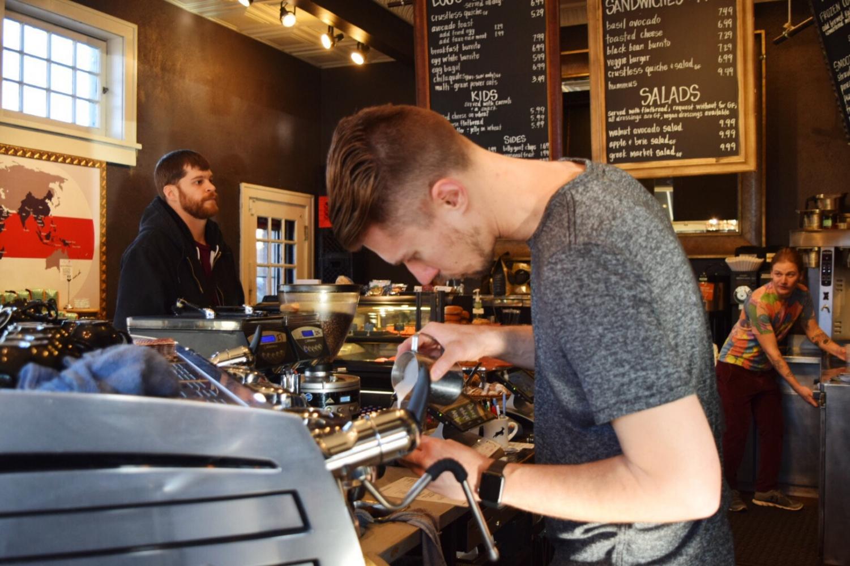 Featured Photo: Kaldi's Coffee