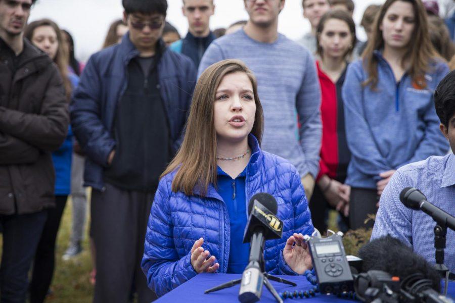 Featured Photos:  CHS Gun Control Debate
