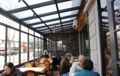 Ann Gallardos: City Coffeehouse, Creperie
