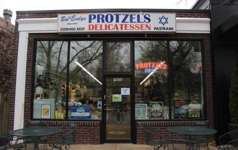 Max Protzel: Protzel's Deli