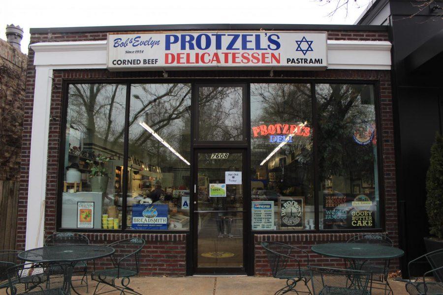 Photo of Protzel's Deli on Wydown.