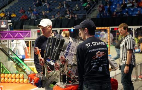 Featured Photo: Robotics Competition
