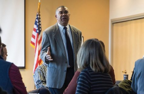 Featured Photo: Congressman Lacy Clay