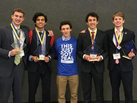 Featured Photos: DECA State Career Development Conference