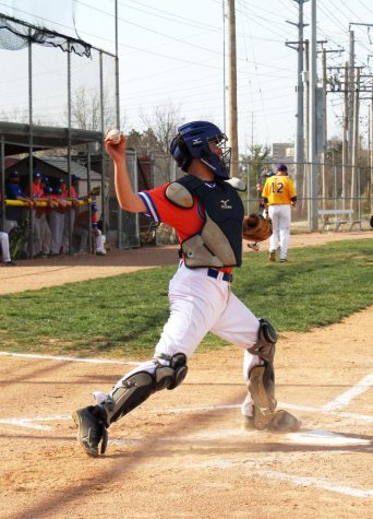 Featured Photo: CHS Boys' Varsity Baseball vs. Parkway West