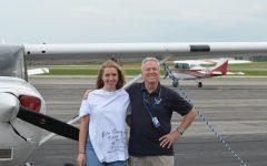 Echo Gaugush: Student Pilot