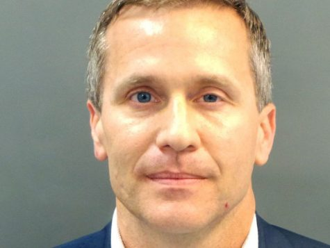 Eric Greitens and his Terrible, Horrible, No Good, Very Bad Year