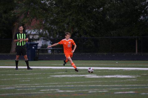 Featured Photo: Boys' Varsity Soccer