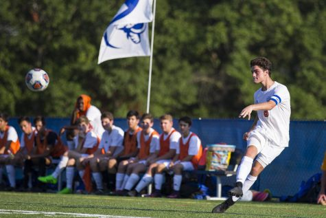 Dulle propels Clayton Soccer to 2-1 win over Ladue Rams