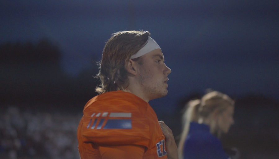 The helmets give you confidence that youre being taken care of.         -Ty Sucher, Clayton Varsity Quarterback