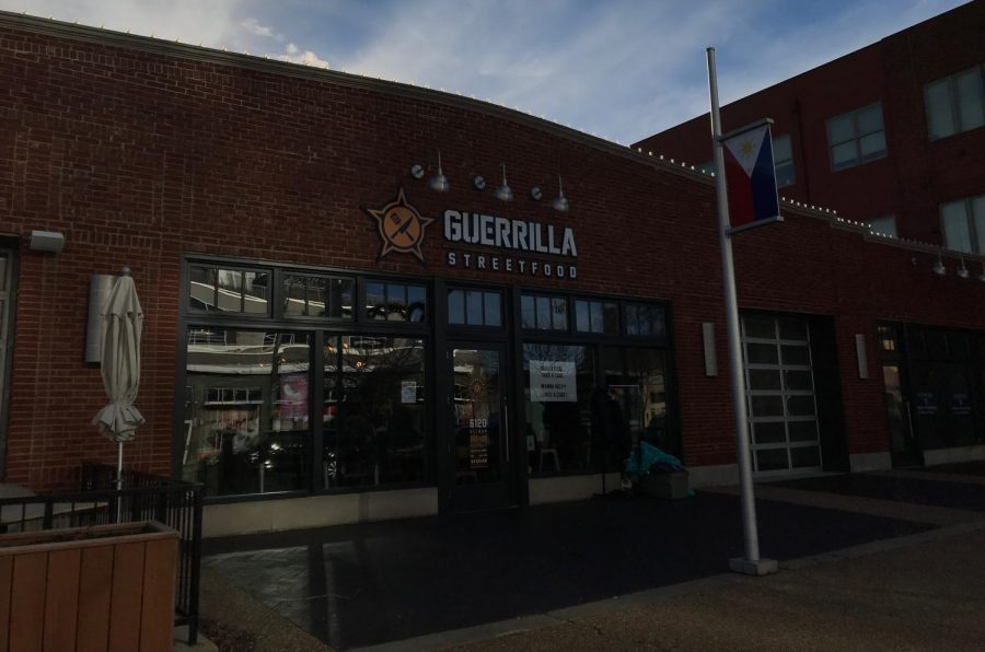 The authentic Filipino restaurant, Guerrilla Street Food, recently opened a new storefront on the Delmar loop.