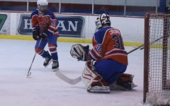 Hockey Hounds Take Down Lutheran South Lancers for Late-Season Breakthrough