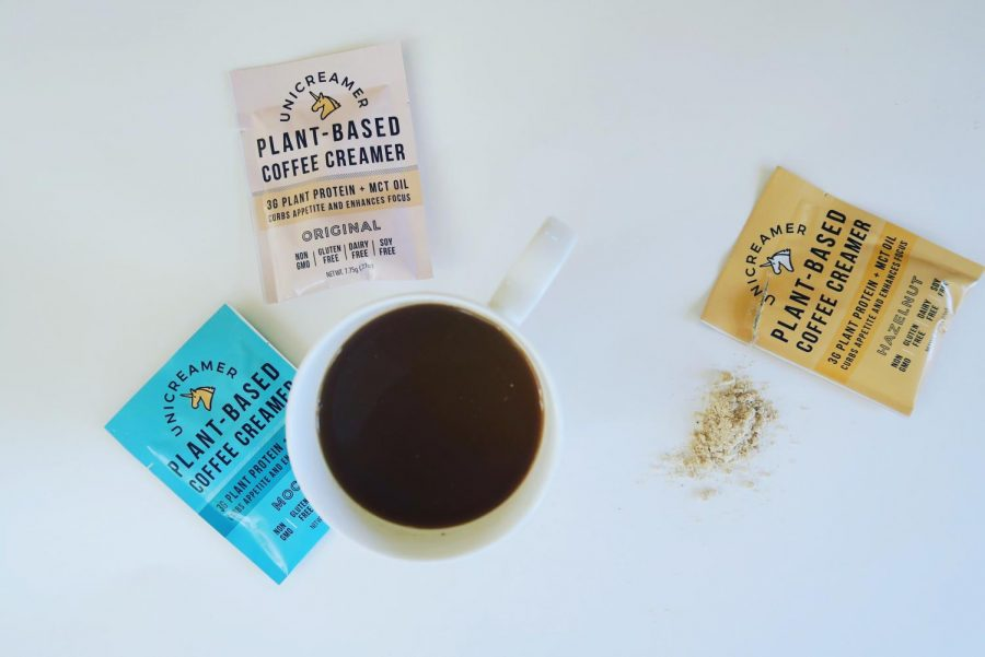 Unicreamer is a unique plant-based coffee creamer that is sugar and dairy free. The company was established in March 2018 by co-founders Lori Lefcourt and Elise Lefcourt. It provides three grams of protein and MCT oil per serving.