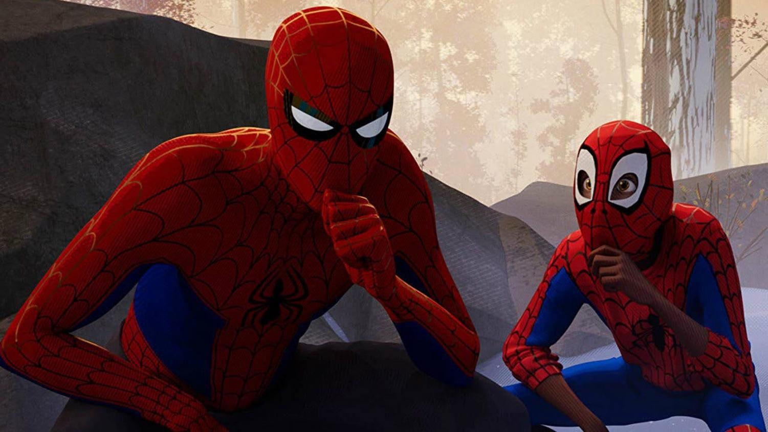 Spider-Man: Into the Spider-Verse is a new animated film by Sony Pictures taking a unique adaptation on the superhero's story.