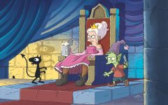 Disenchantment, a new show by the creator of the Simpsons and Futurama, is now available for streaming on Netflix.