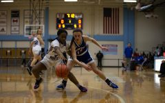 Girls' Basketball eliminated after a season of highs