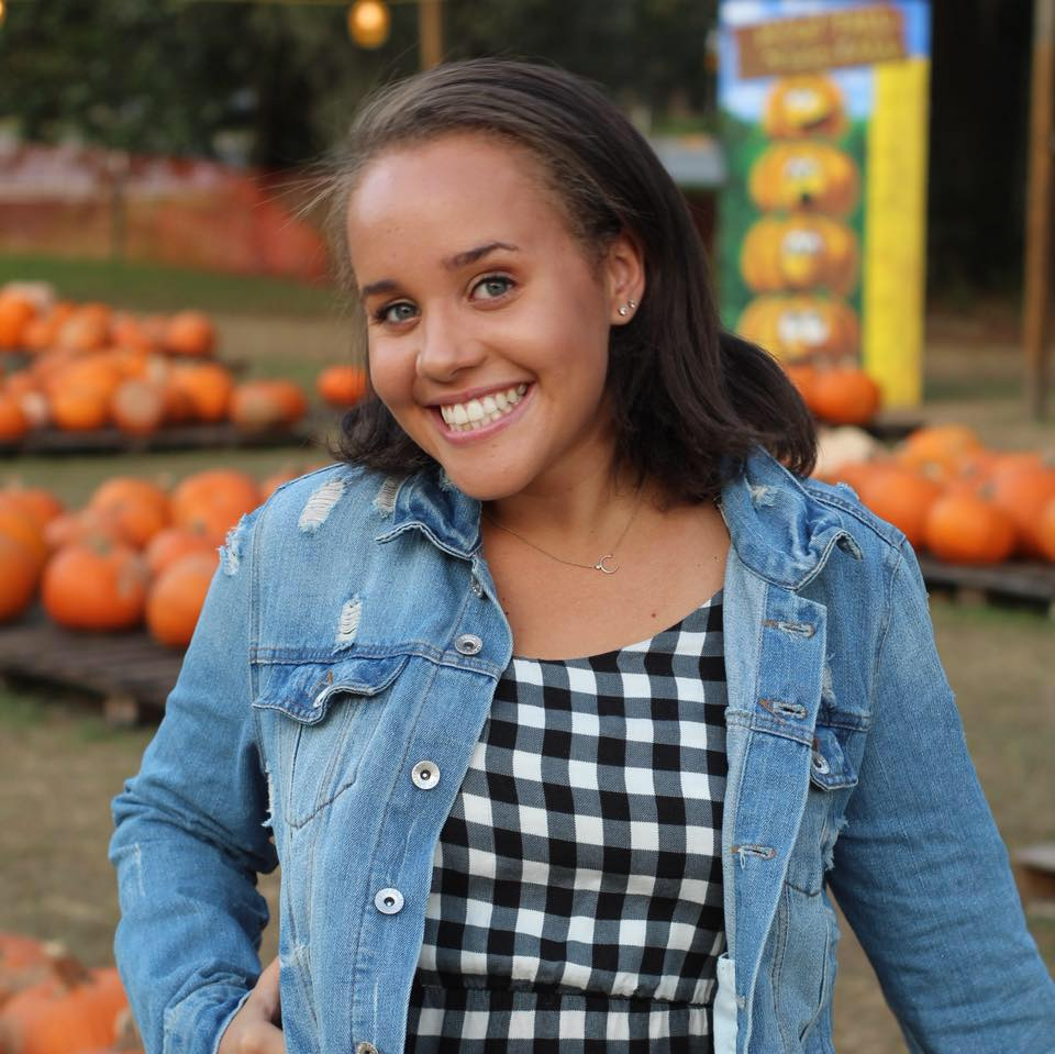 Camille Respess, Class of 2017, is studying journalism at the University of Florida.